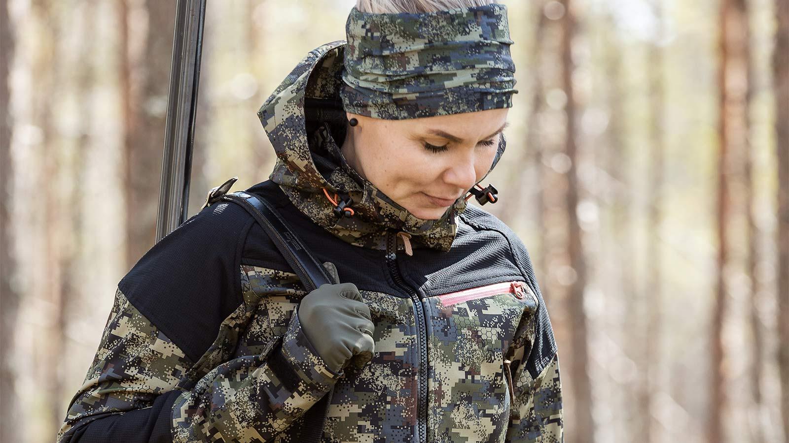 Anar Magga naisten metsästystakki